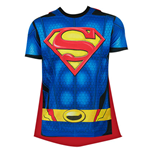 T-Shirt Superman mit Cape