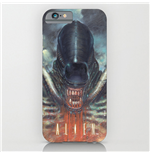 Alien iPhone 6 Schutzhülle Xenomorph Blood