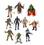 Teenage Mutant Ninja Turtles Out of the Shadows Basic Actionfiguren 11-14 cm Sortiment (12)