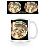 Star Trek 50th Anniversary Tasse Bridge Crew