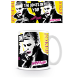 Suicide Squad Tasse The Jokes On You