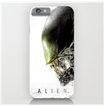 Alien iPhone 6 Plus Schutzhülle Face