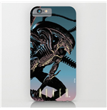 iPhone Cover Alien 230243