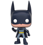 Teen Titans Go! POP! Television Vinyl Figur Robin as Batman 9 cm