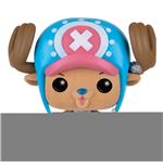 One Piece POP! Animation Vinyl Figur Tony Chopper (Flocked) 9 cm