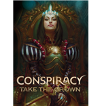 Magic the Gathering Conspiracy Take the Crown Booster Display (36) englisch