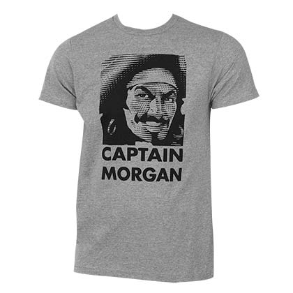 T-Shirt Captain Morgan Face Logo