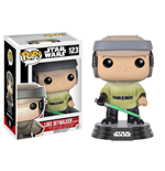 Star Wars POP! Vinyl Wackelkopf-Figur Luke Skywalker (Endor) 9 cm