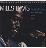 Vinyl Miles Davis - Kind Of Blue   Mono Edition Blue Vinyl