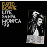 Vinyl David Bowie - Live Santa Monica '72 (2 Lp)