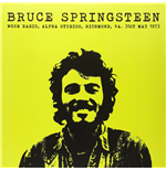 Vinyl Bruce Springsteen - Wgoe Radio, Alpha Studios, Richmond, Va,