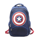 Captain America Civil War Rucksack Shield Logo