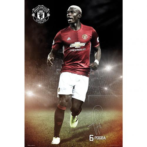 Poster Manchester United FC 234223