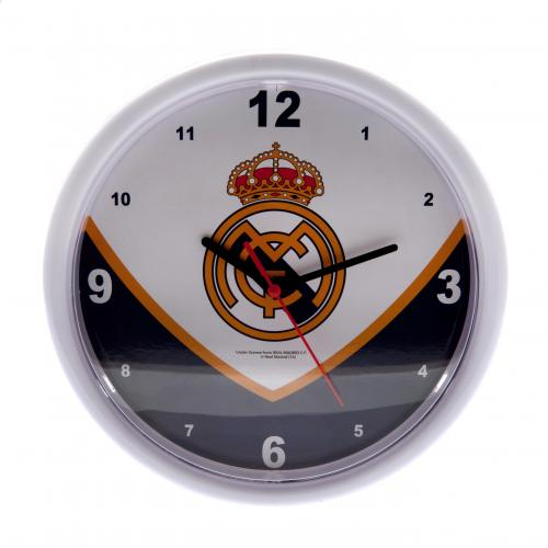 Wanduhr Real Madrid