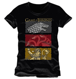 T-Shirt Game of Thrones  234571