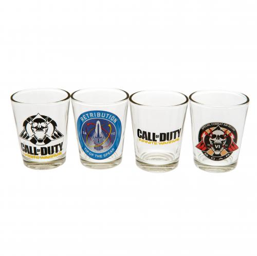 Glas Call Of Duty Set