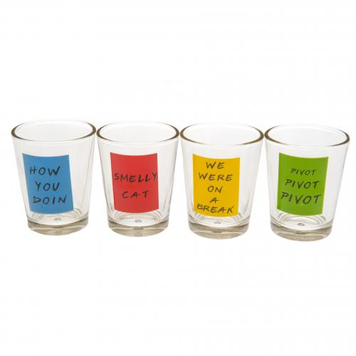 Glas Friends Packung