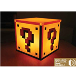 Tischlampe Super Mario - Question Block