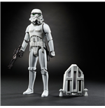 Star Wars Rogue One Interaktive Actionfigur Imperial Stormtrooper 30 cm - Deutsche Version