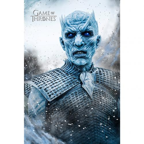 Poster Game of Thrones (Game of Thrones) Night King 229