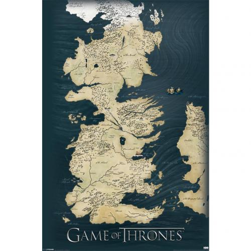 Poster Game of Thrones  235046