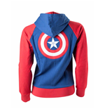 Sweatshirt Captain America  235065