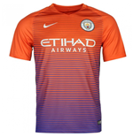 Trikot Manchester City FC 2016-2017 Third