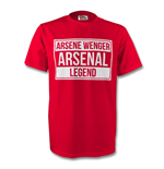 T-Shirt Arsenal (Rot)