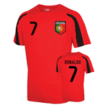 Trikot Portugal Fussball