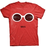 T-Shirt Nirvana Sunglasses