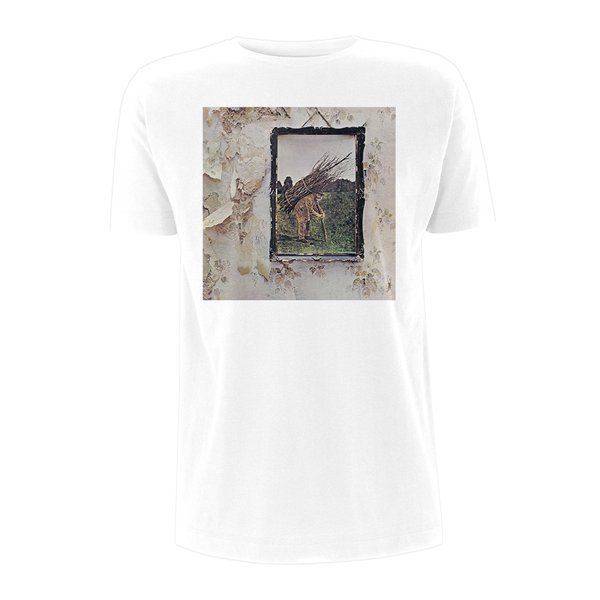 T-Shirt Led Zeppelin Iv album Cover