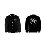Jacke Foo Fighters Initials