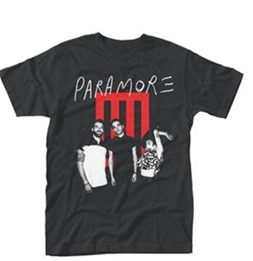 T-Shirt Paramore Bar Mates für nur € 17,35 bei ... Paramore Mersch Nederland