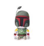 Star Wars Super-Deformed Plüschfigur Boba Fett 18 cm