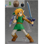 The Legend of Zelda A Link Between Worlds Figma Actionfigur Link DX Edition 11 cm