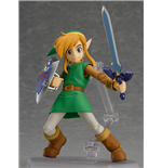 The Legend of Zelda A Link Between Worlds Figma Actionfigur Link 11 cm