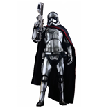 Star Wars Episode VII Movie Masterpiece Actionfigur 1/6 Captain Phasma 33 cm