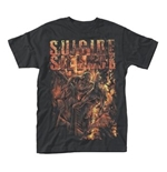 T-Shirt Suicide Silence  235897