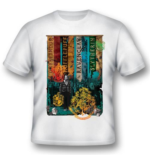 T-Shirt Harry Potter Houses
