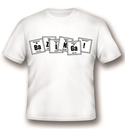 T-Shirt Big Bang Theory 235976