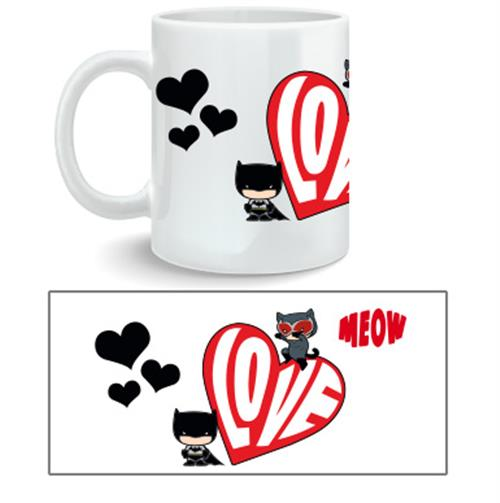 Tasse Catwoman Meow
