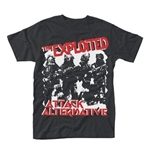 T-Shirt Exploited - Attack