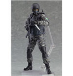 Metal Gear Solid 2 Sons of Liberty Figma Actionfigur Gurlukovich Soldier 16 cm