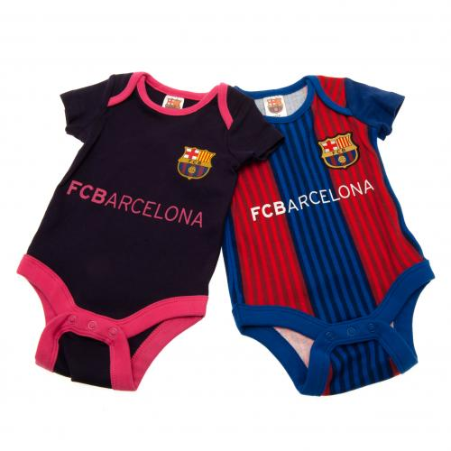 Pack Bodys Baby Barcelona 12?18 Monate