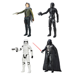 Star Wars Hero Series Actionfiguren 30 cm 2016 Wave 3 Sortiment (8)