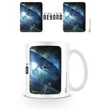 Star Trek Beyond Tasse Enterprise