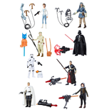 Star Wars Universe Actionfiguren 10 cm 2016 Wave 2 Sortiment (12)