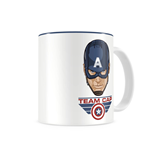 Captain America Civil War Tasse Team Cap