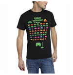 T-Shirt Space Invaders  236624