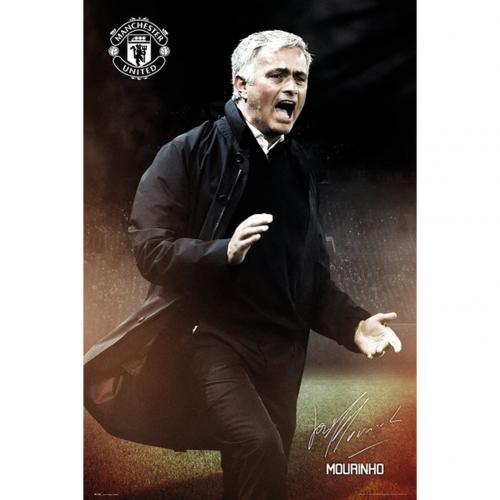 Poster Manchester United FC 236635